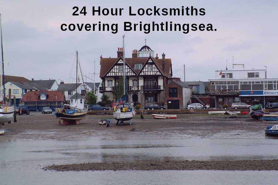 locksmith in Brightlingsea