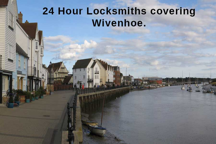 locksmith in wivenhoe
